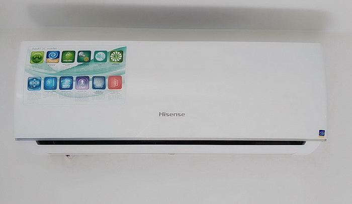 Hisense AS-UR4SYDDB15 Smart
