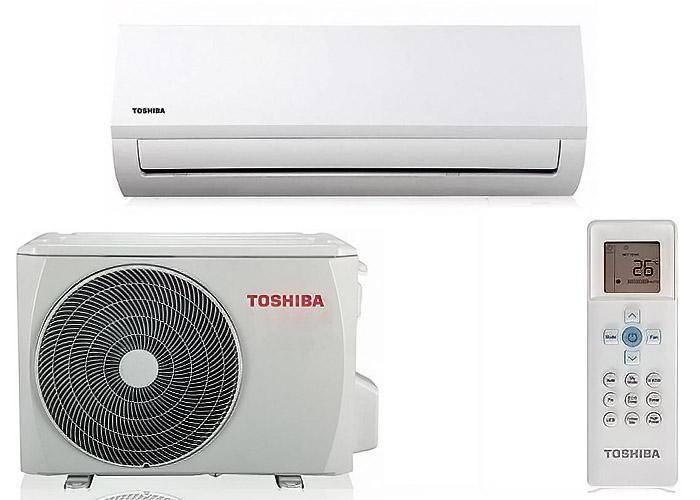 TOSHIBA RAS-07U2KHS/RAS-07U2AHS-EE С бесплатным монтажом и доставкой